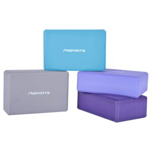 Light Hard Foam Yoga Blocks